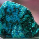 фото камня хризоколла