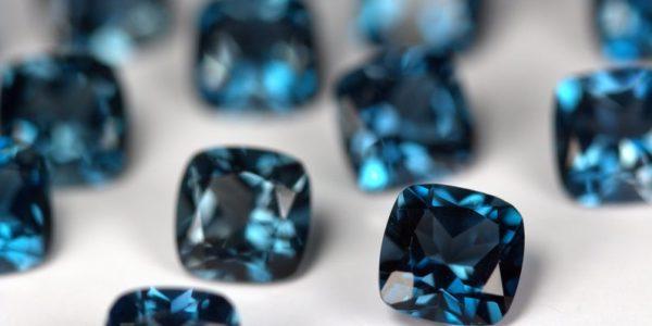 Камень топаз «Лондон блю»: магические и лечебные свойства, кому подходит по знаку Зодиака