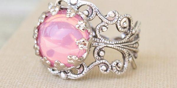 Камень розовый опал: магические свойства, фото, кому подходит, цена