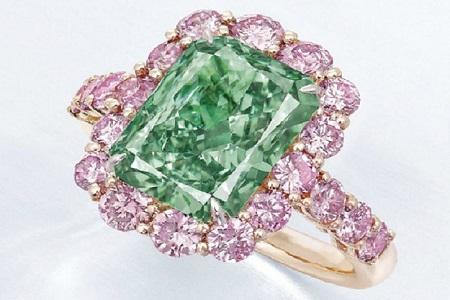 бриллиант зеленый